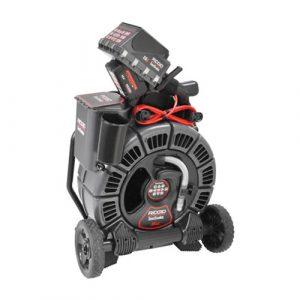 Ridgid CS65X & RM200A Seesnake 200' Digital Camera System Complete