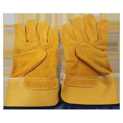 Reglar Rough Leather Work Gloves