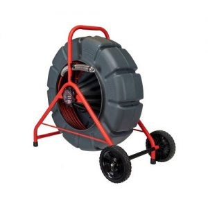 Ridgid 200 Feet HDR with Trusense Self-Leveling Color Reel