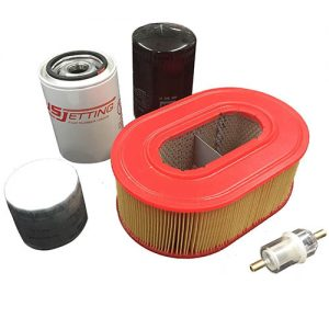 Non Tier 4 Hatz 3 Cyl Engine Filter Kit