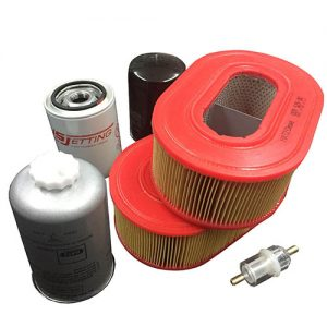 Non Tier 4 Hatz 4 Cyl Engine Filter Kit