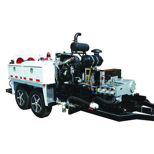 Jetter Unit 10K+ Water Blasting