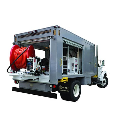 Jetter Unit 2065 Max Flushing