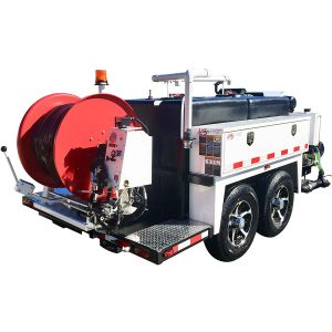 Jetter Unit 3040 Power Flushing